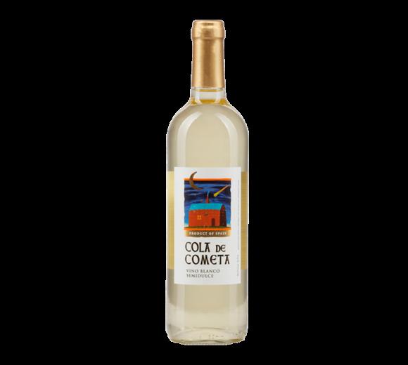 Белое вино Cola de Cometa Felix Solis. Доставка из ресторана алкогольных напитков