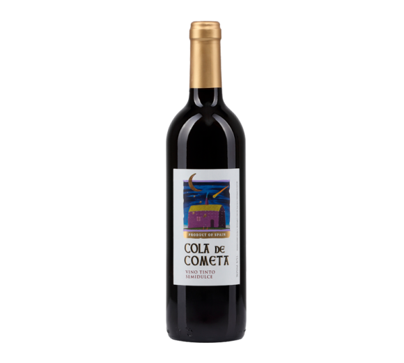 Красное вино Cola de Cometa Felix Solis. Доставка из ресторана алкогольных напитков