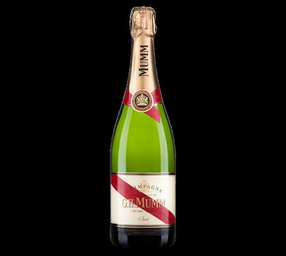 Шампанское MUMM. Доставка из ресторана алкогольных напитков